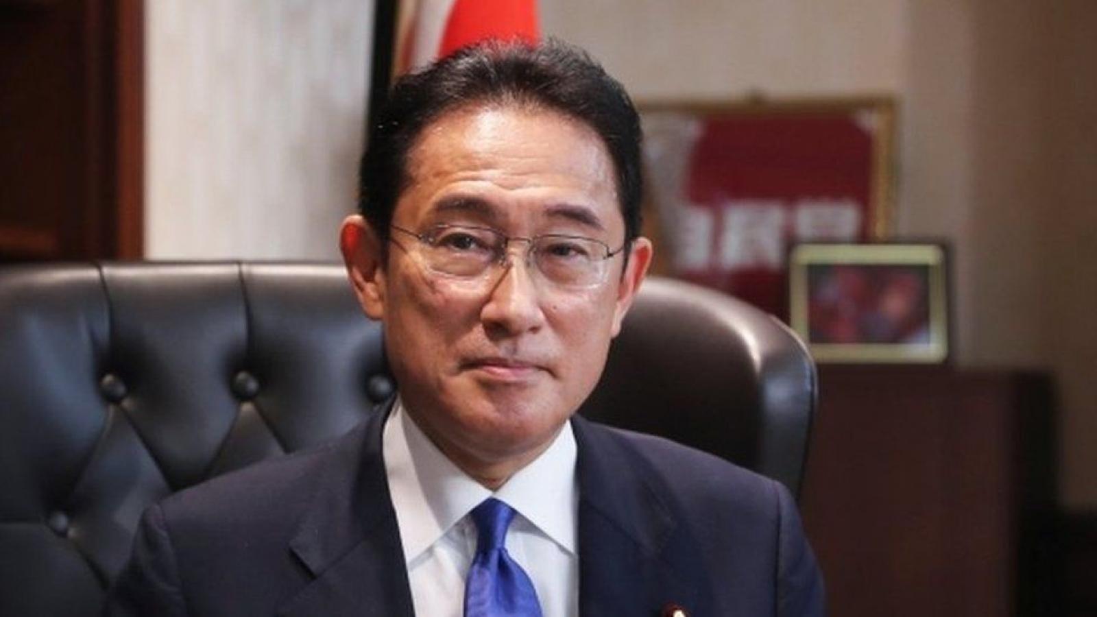 Thủ tướng Nhật Bản điện đàm với Chủ tịch Trung Quốc và Thủ tướng Ấn Độ