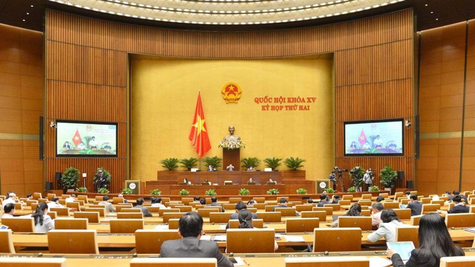 Dự kiến chọn 4 Bộ trưởngtrả lời chất vấn trước Quốc hội