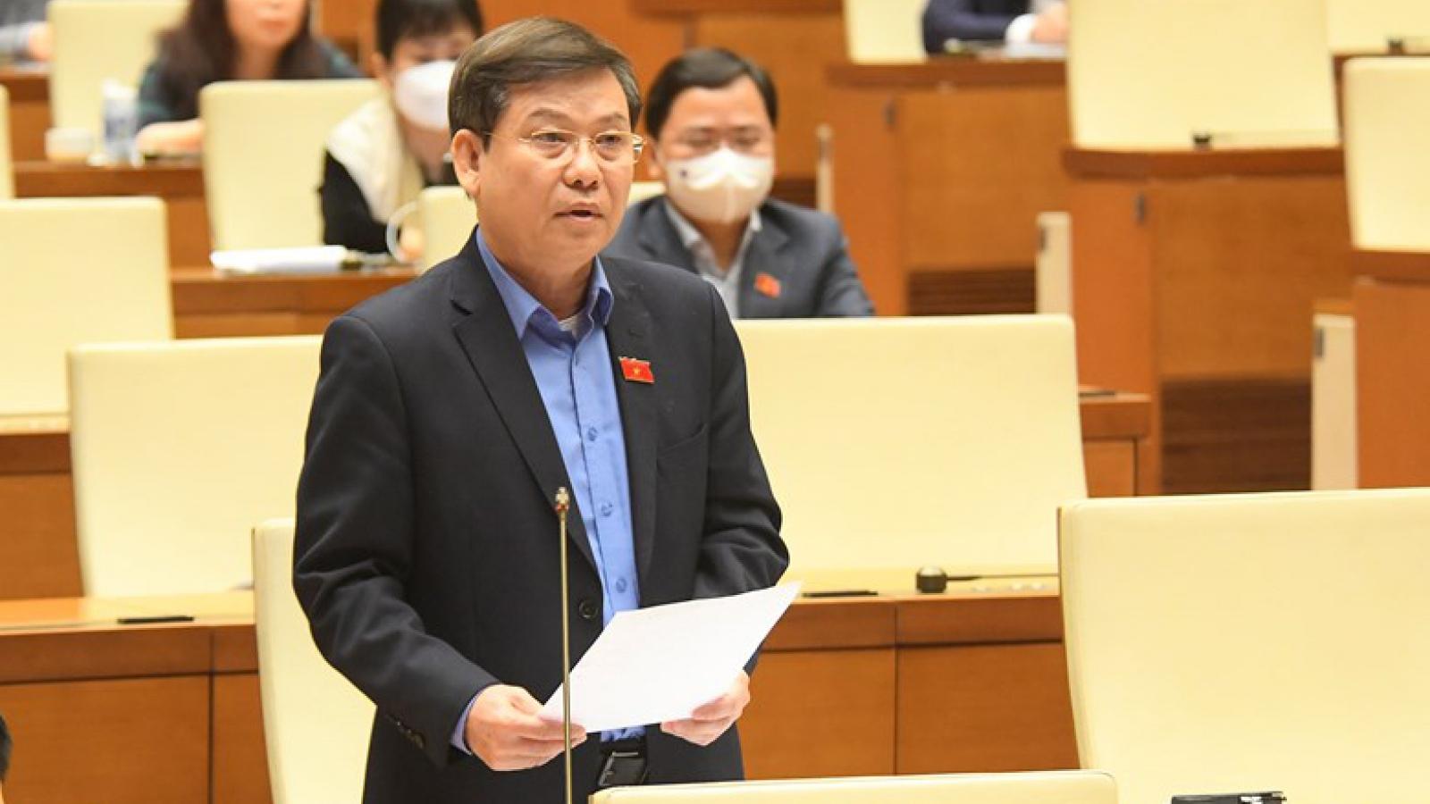 """Viện trưởng Lê Minh Trí: Tài sản tham nhũng """"ẩn nấp"""" ngoài xã hội rất khó thu"""