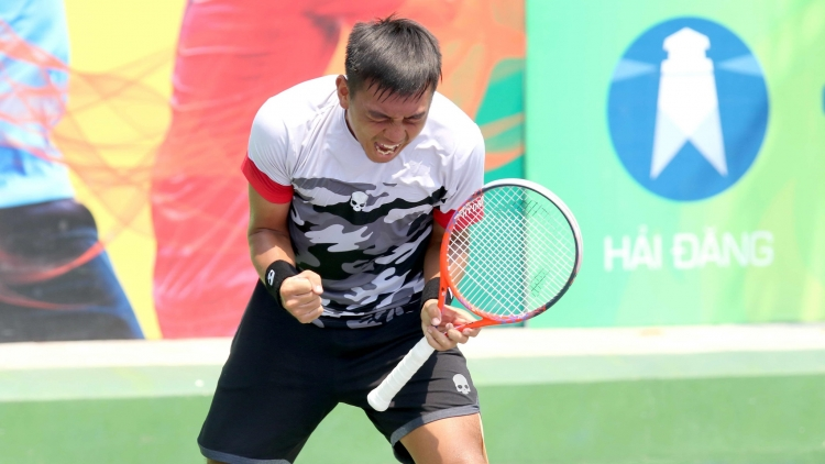 Local tennis players advances to semi-finals of Egyptian tournament