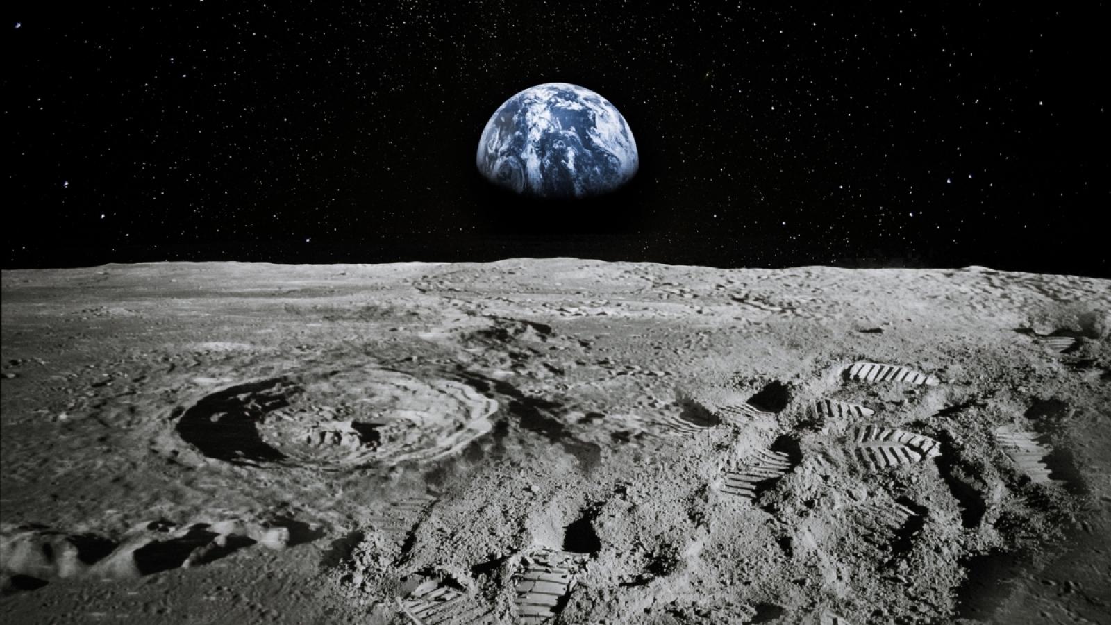 Trung Quốc phát hiện những bí ẩn mới về quá trình tiến hóa của mặt trăng