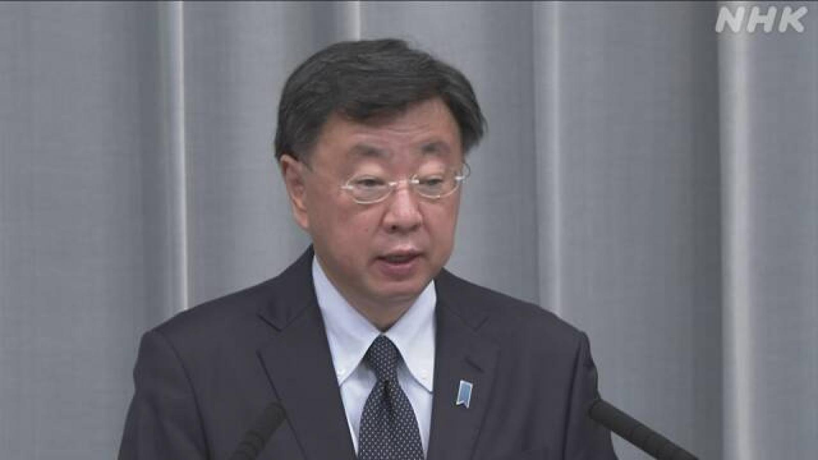 Nhật Bản lo ngại Trung Quốc tăng cường năng lực quân sự
