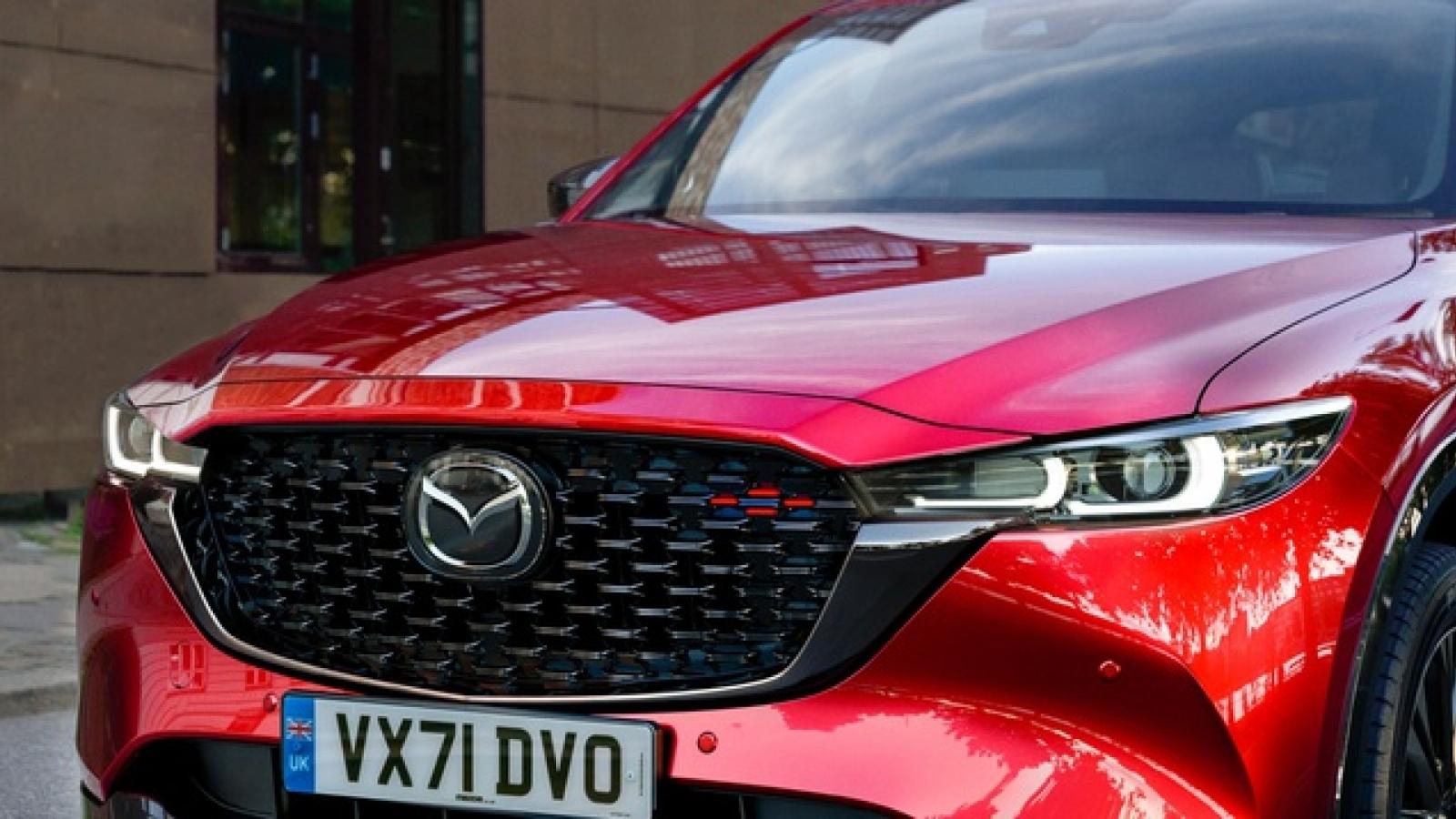 Mazda CX-50 sẽ không phải là phiên bản kế nhiệm củaCX-5