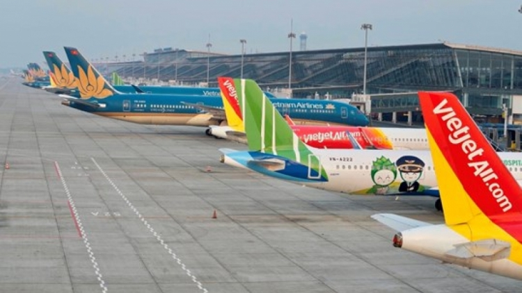 Hanoi-HCM City air route to resume on October 10