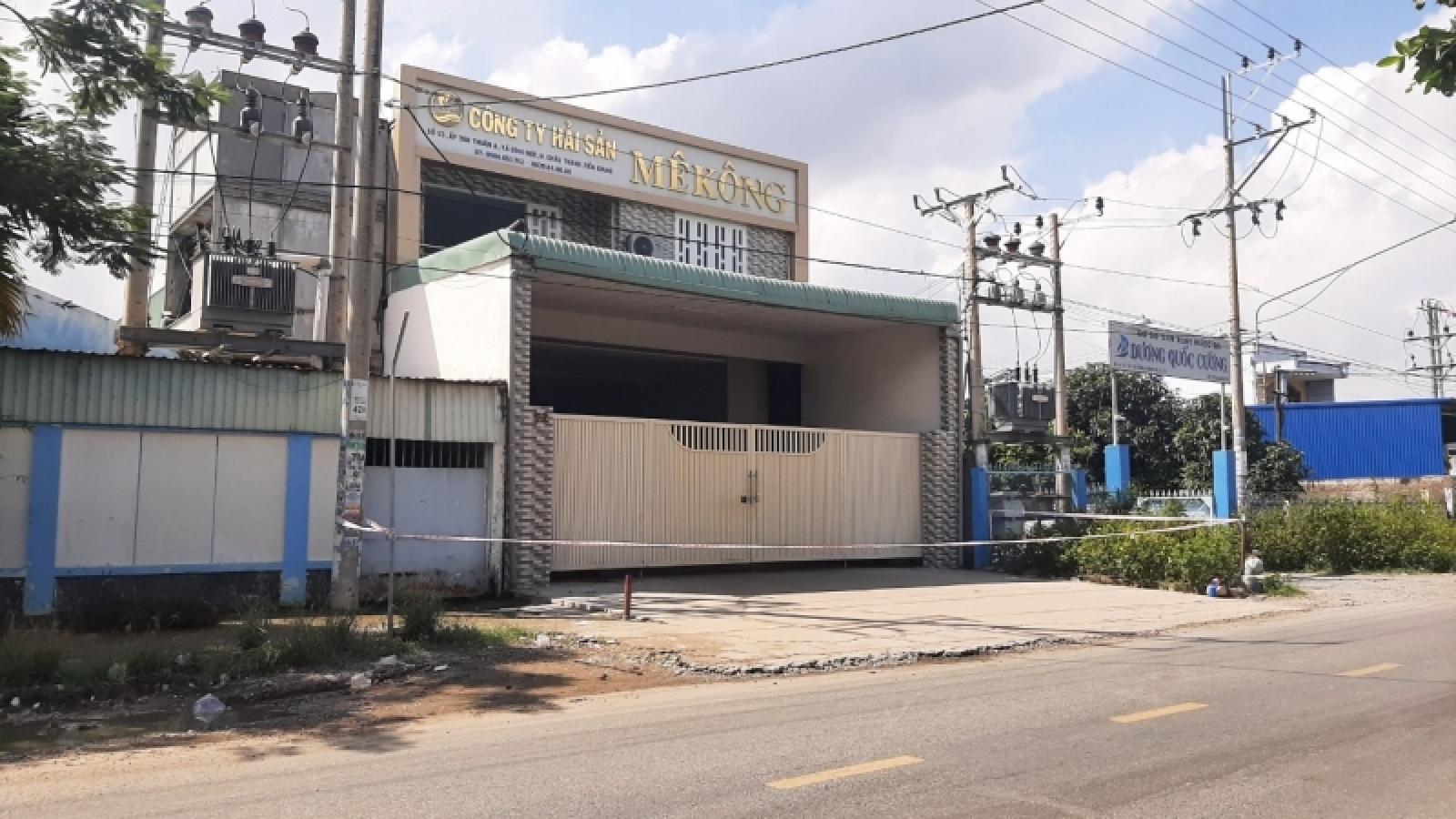 Tiền Giang phong tỏa xã có hơn 2.000 hộ dân bị ảnh hưởng do dịch Covid-19