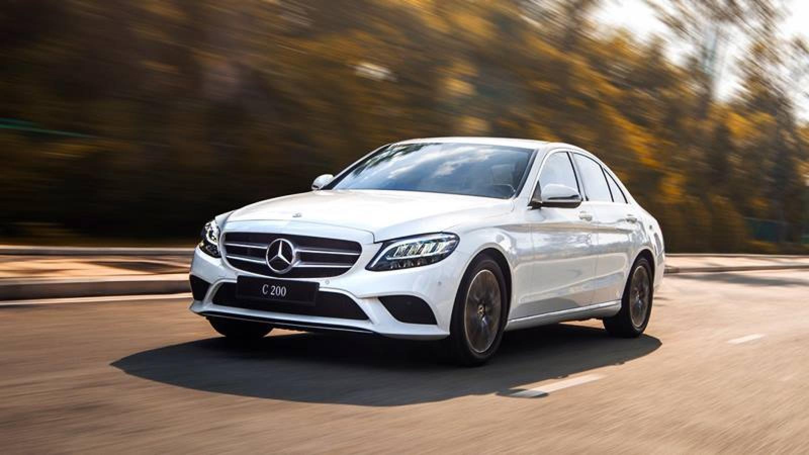 Hàng nghìn chiếc Mercedes-Benz C200 bị triệu hồi tại Việt Nam
