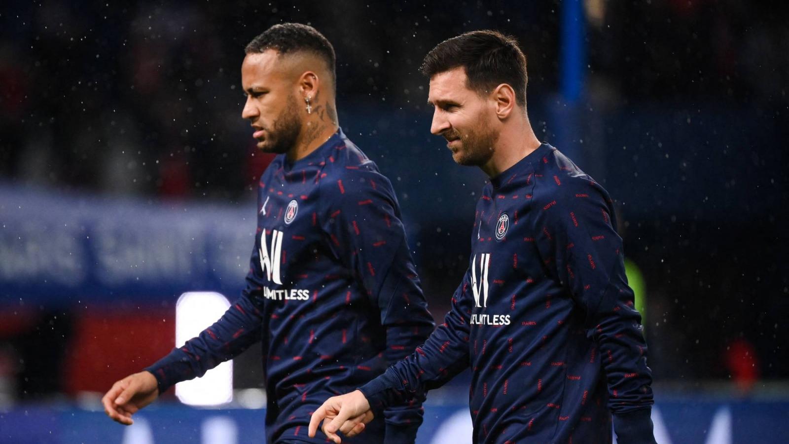 """PSG vắng cả Messi lẫn Neymar vì lịch thi đấu """"điên rồ"""""""