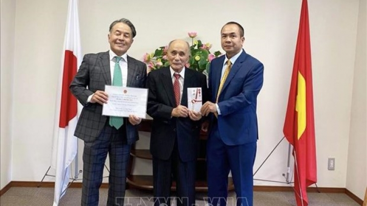 Japanese firm commits JPY1 million to Vietnam's COVID-19 vaccine fund