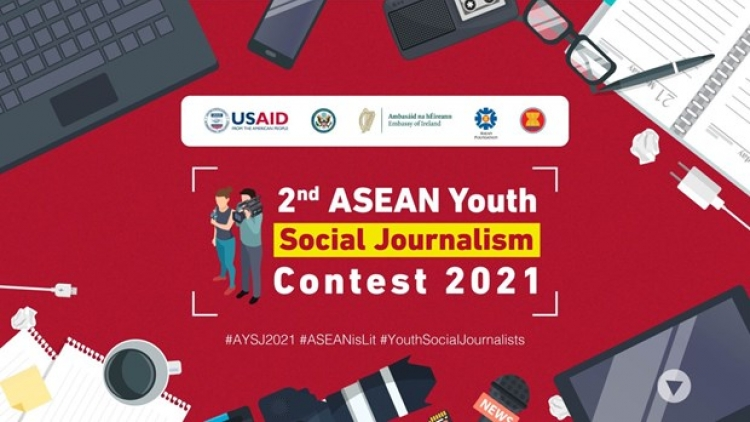 Vietnamese student wins prize at ASEAN Youth Video Competition