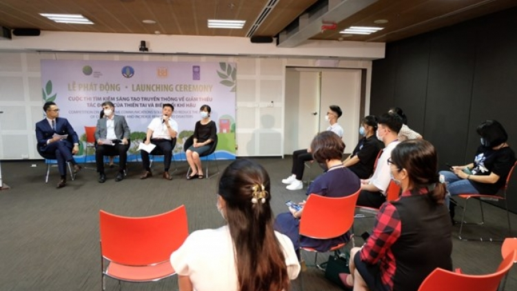 Competition seeks ideas to mitigate climate change impact
