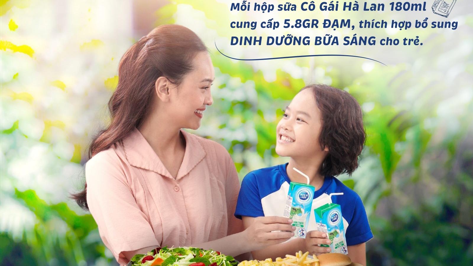 Cách các bà mẹ 3 miền chuẩn bị bữa sáng đủ chất để con vững vàng học online