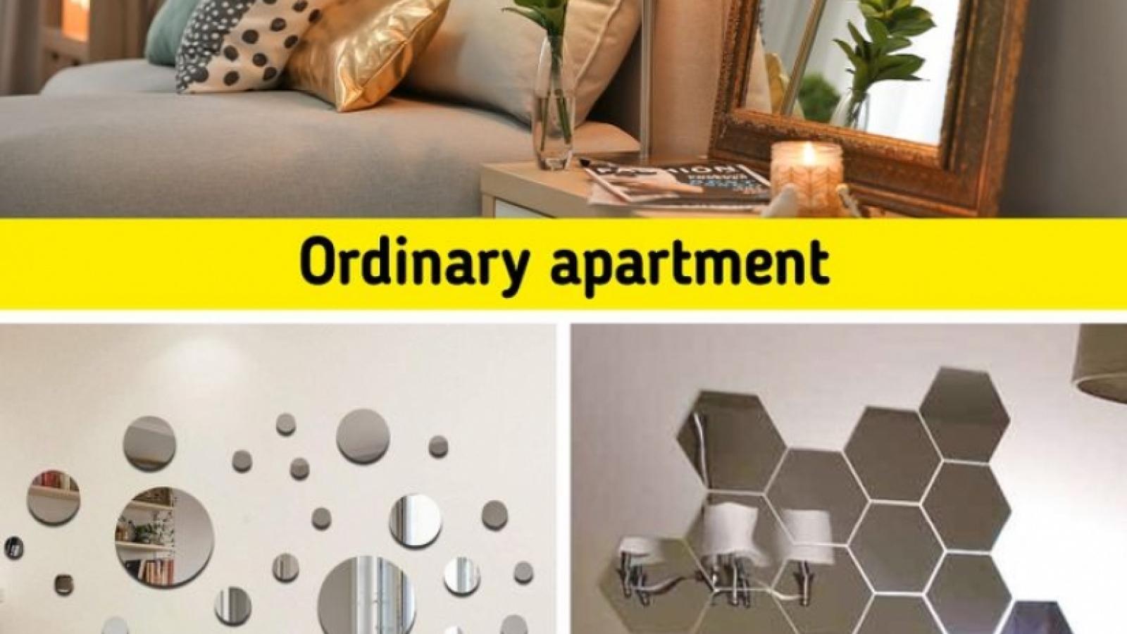 Hô biến ngôi nhà trở nên sang trọng với những món đồ nhỏ gọn