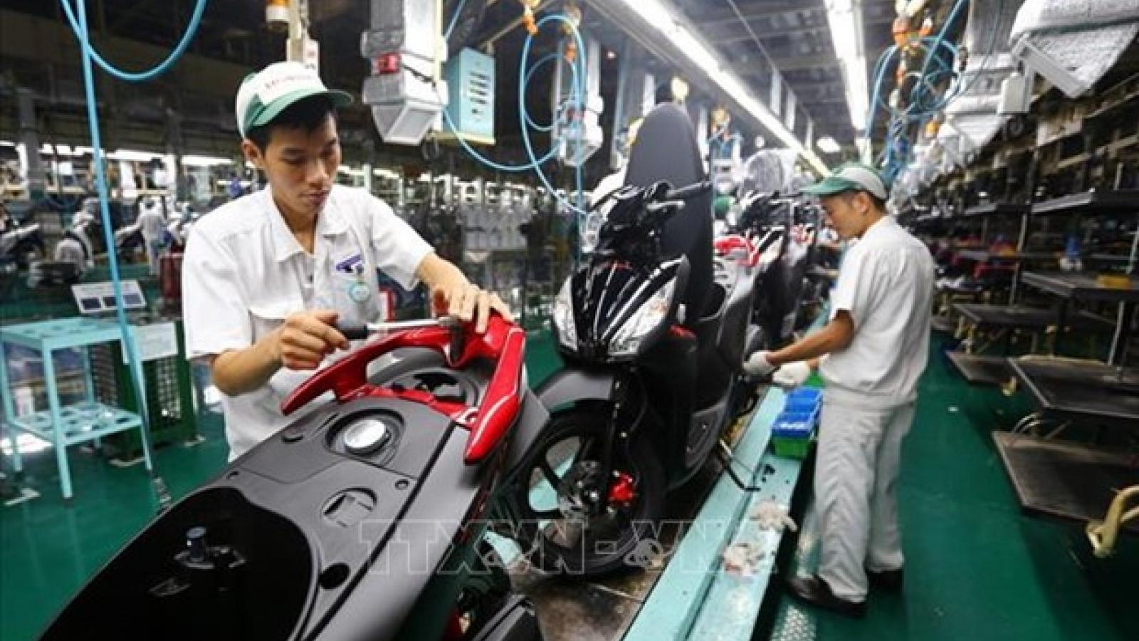 Motorbike sales slash nearly 46% in Q3