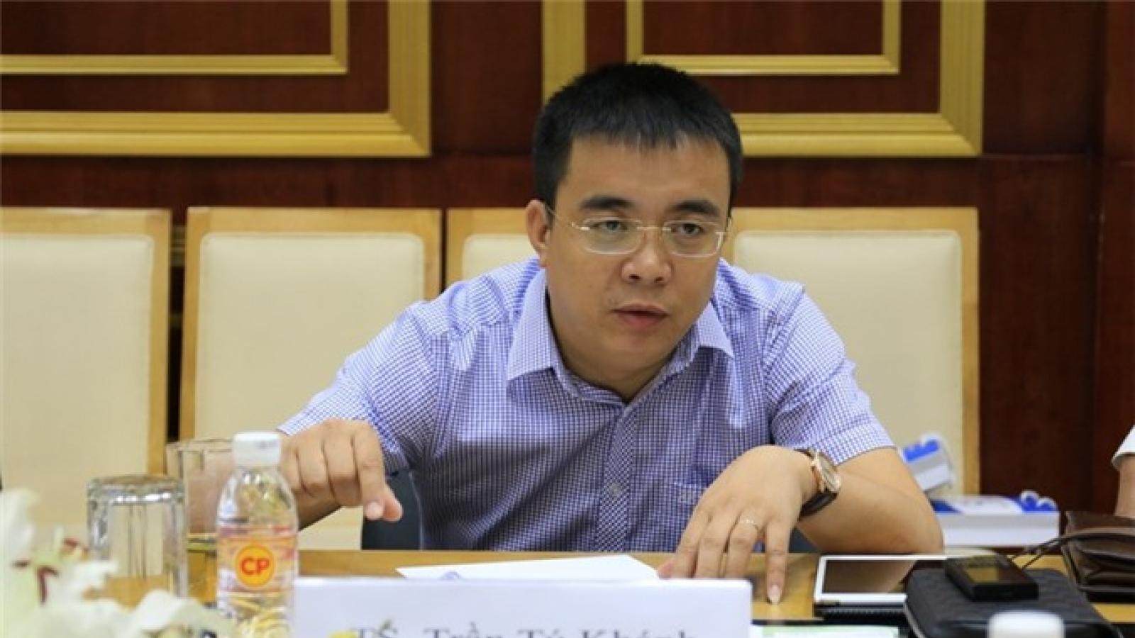 Vì sao Vụ trưởng Vụ Kế hoạch Tài chính (Bộ GD-ĐT) xin từ chức?