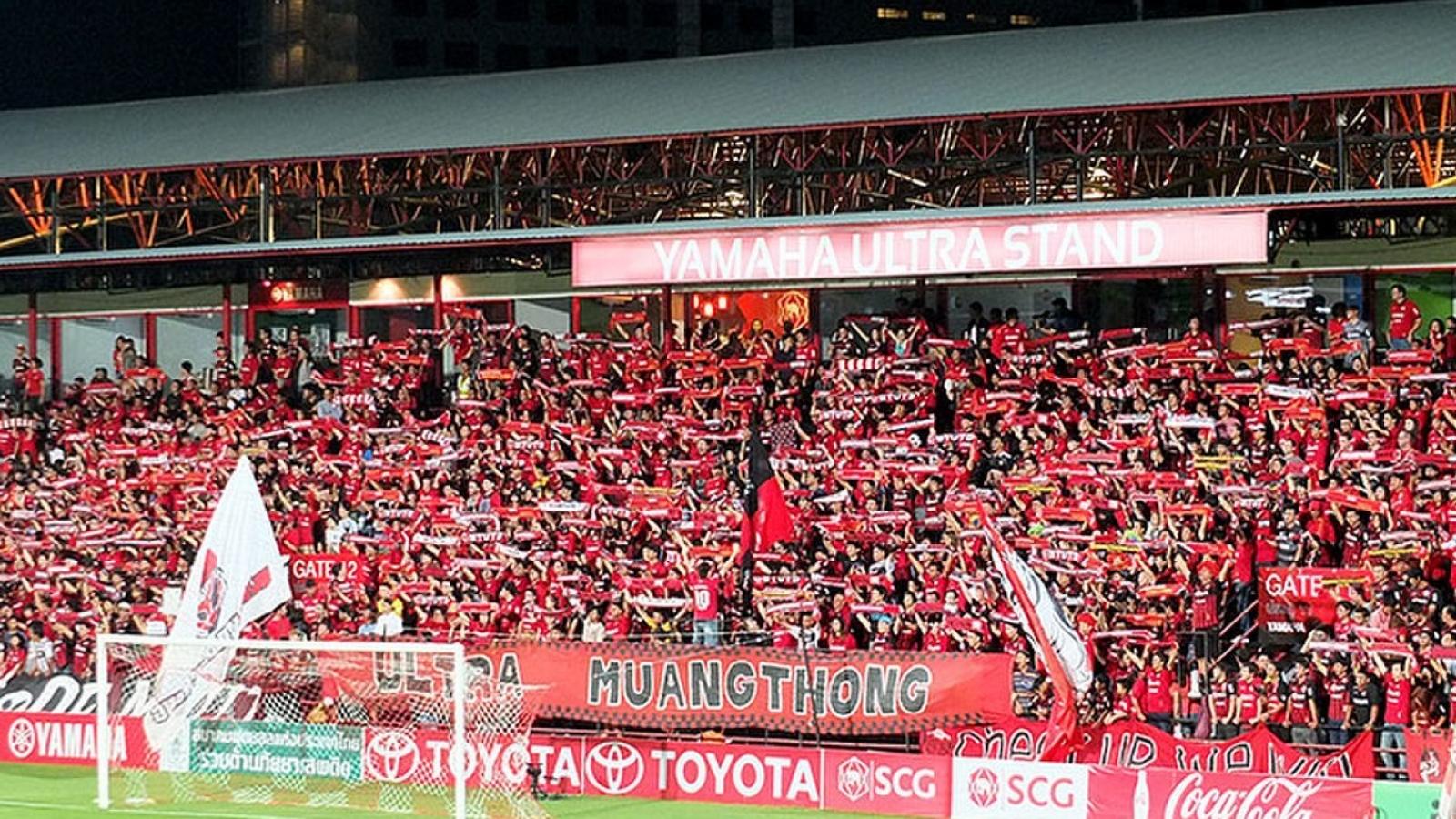 Ngày này năm xưa: CLB Thái Lan gây sốc ở đấu trường châu lục