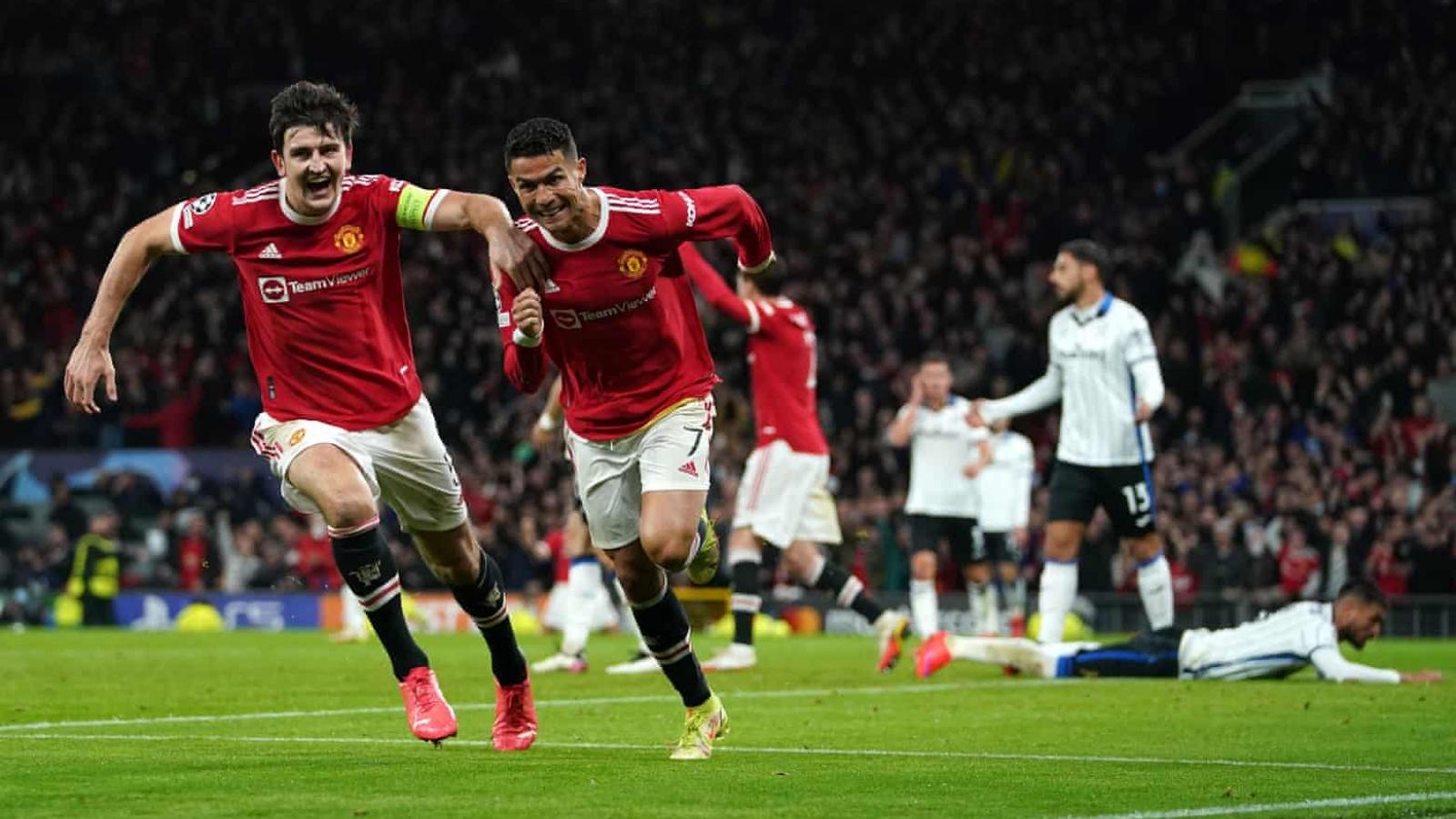 Ronaldo ghi bàn đẳng cấp, MU lội ngược dòng nghẹt thở trước Atalanta