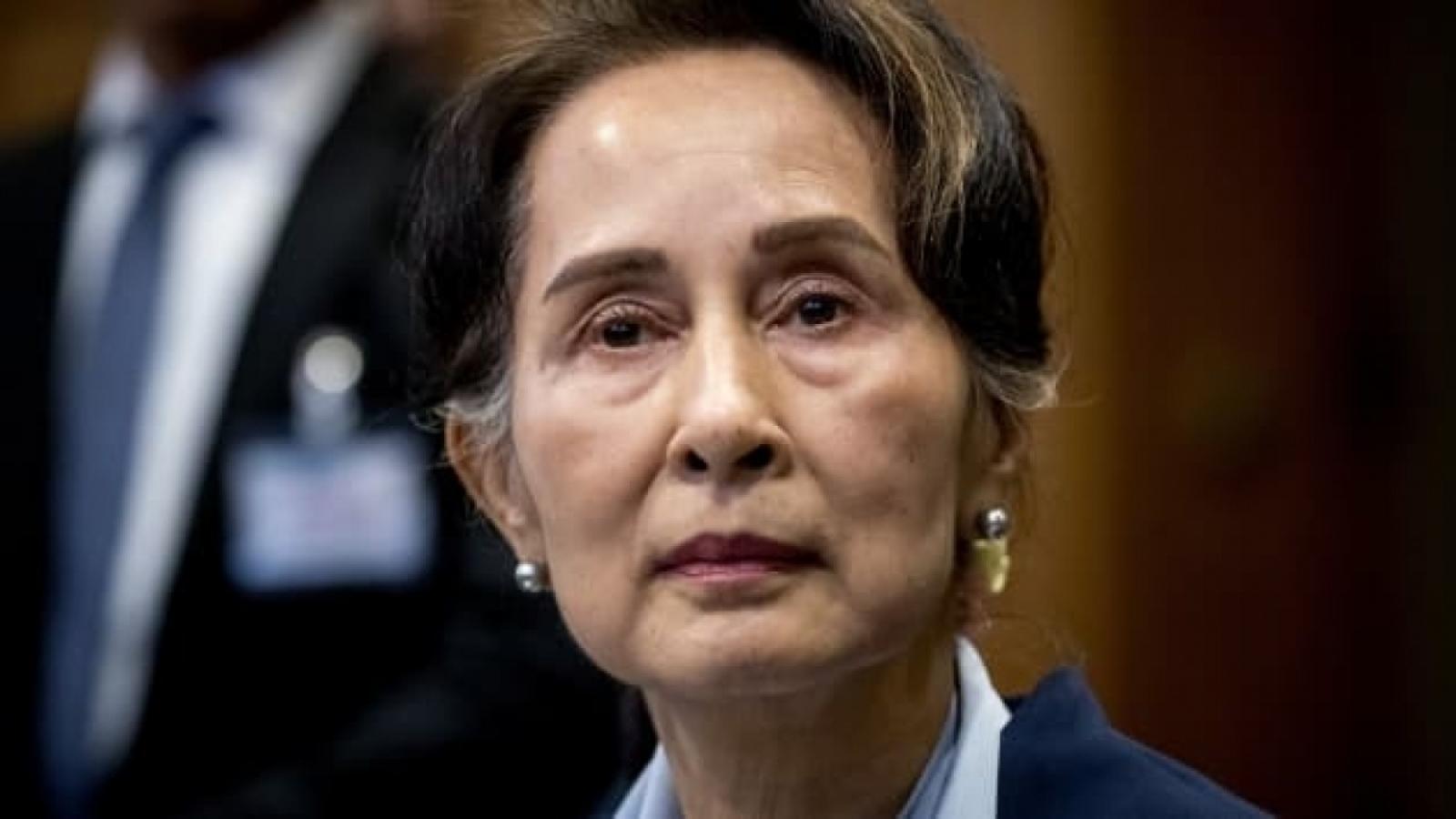 Quân đội Myanmar không cho phép đặc phái viên ASEAN gặp bà San Suu Kyi