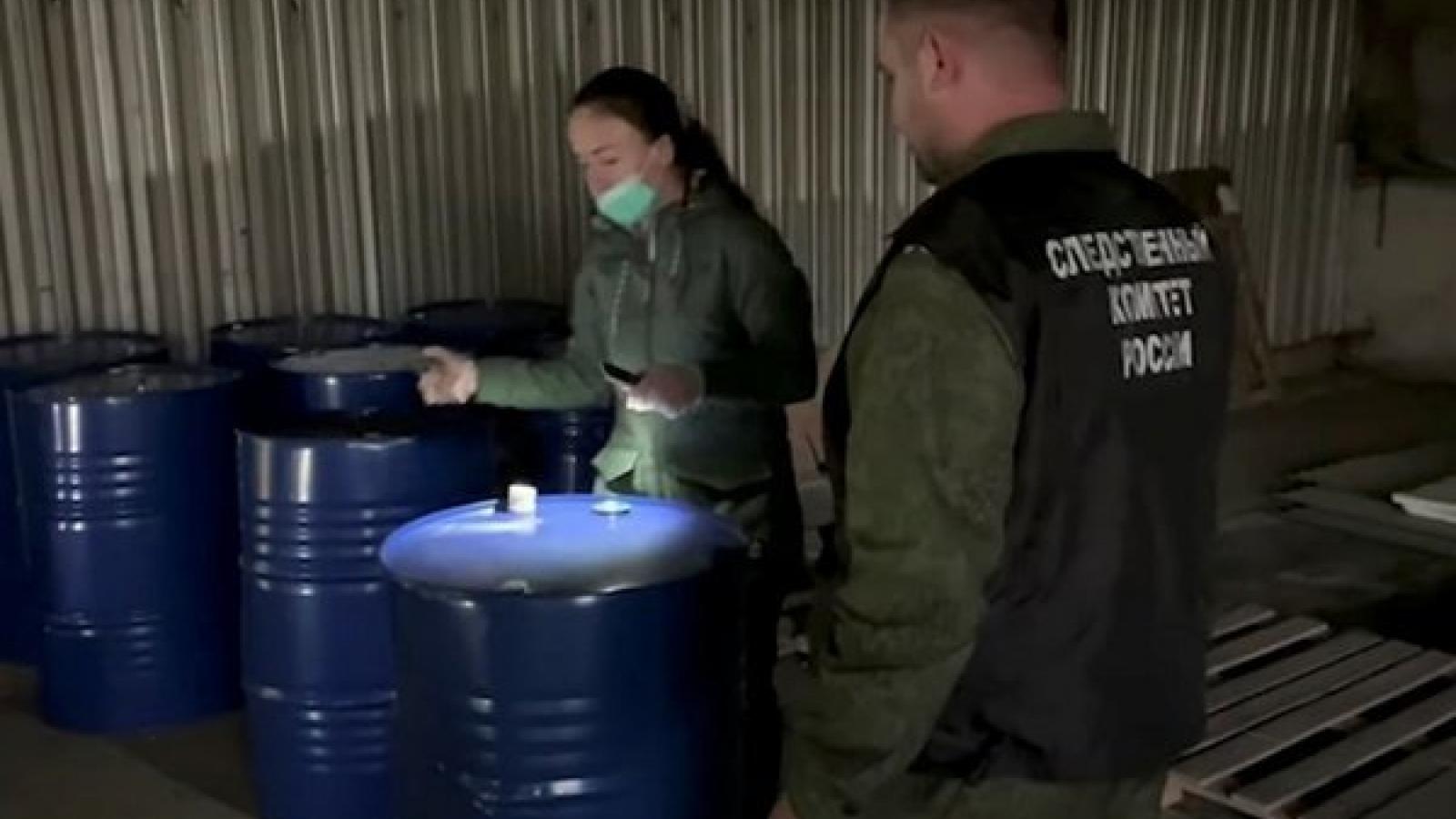 Nga: Lại thêm 30 người chết vì ngộ độc rượu