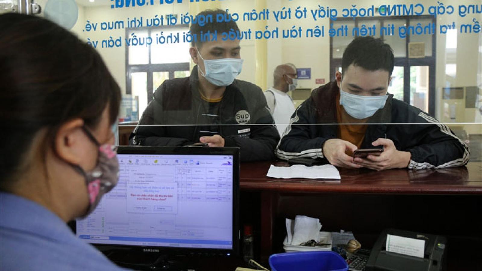 Vietnam Railways starts selling tickets for passengers