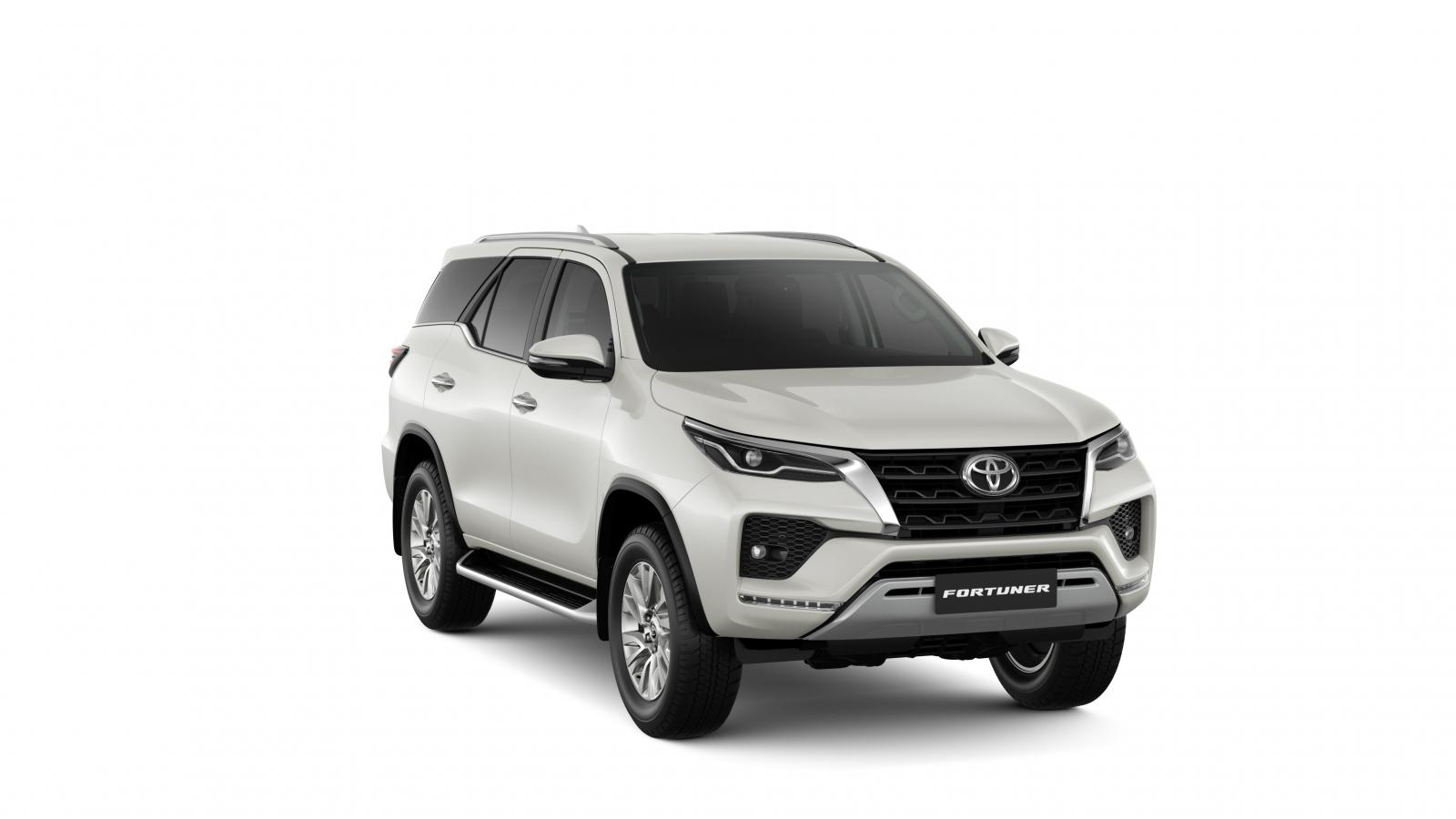 Toyota Fortuner 2021 thay đổi những gì?