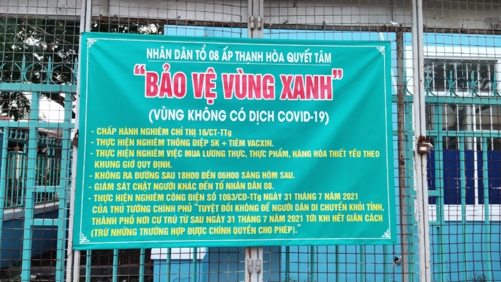 Người dân xã đảo Thạnh An ở TP.HCM chung tay bảo vệ vùng xanh