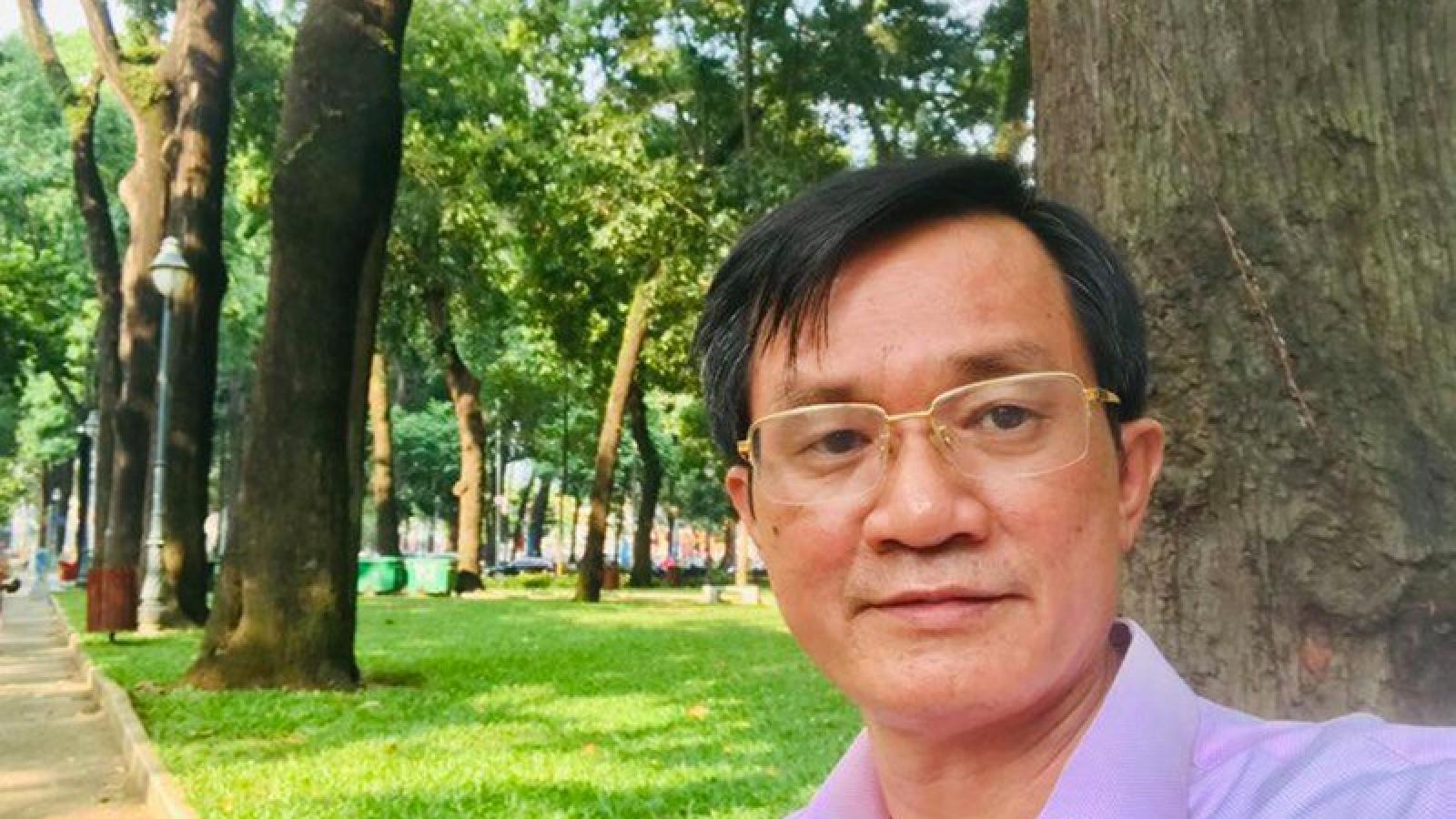 Nhà báo Nguyễn Đức Hiển tố giác bà Nguyễn Phương Hằng