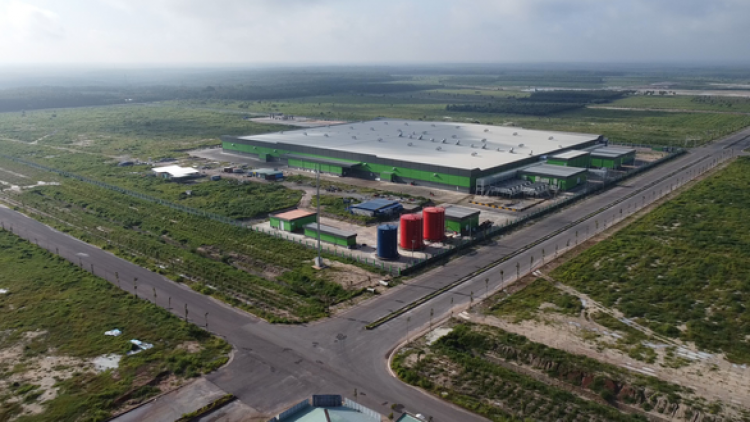 Turkey's Hayat Group unveils second phase of US$250 million factory in Binh Phuoc