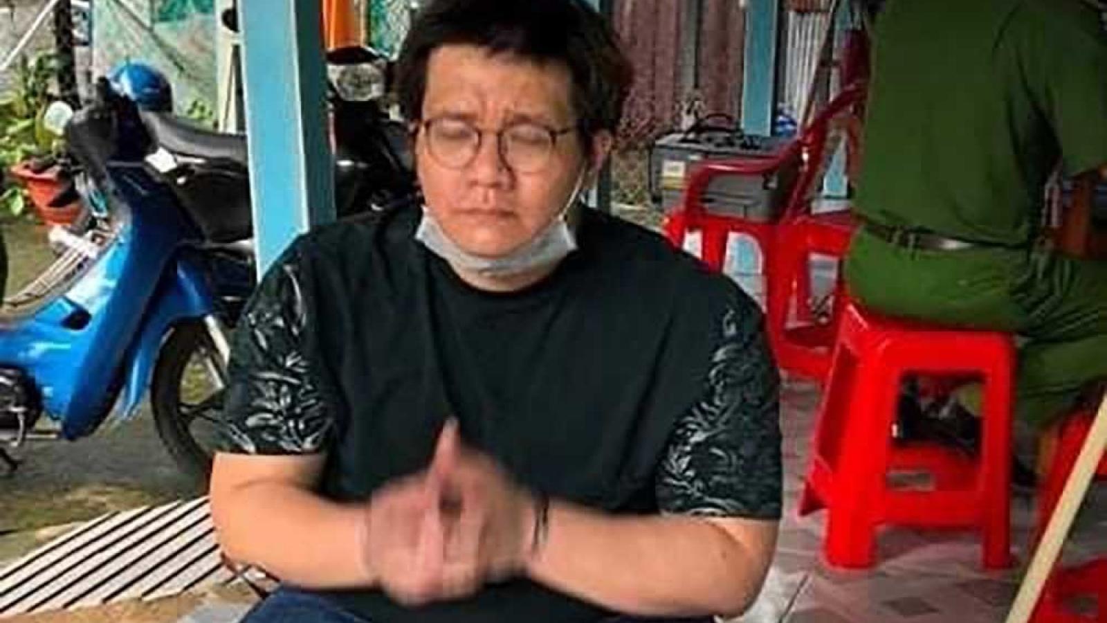 Nhâm Hoàng Khang đối diện khung hình phạt nào?