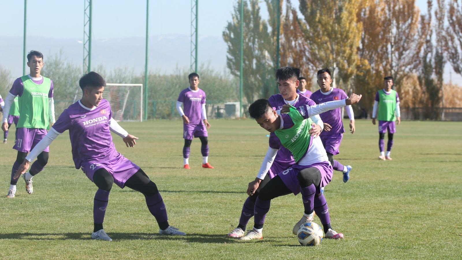 Lịch thi đấu bóng đá hôm nay 27/10: U23 Việt Nam so tài U23 Đài Bắc Trung Hoa