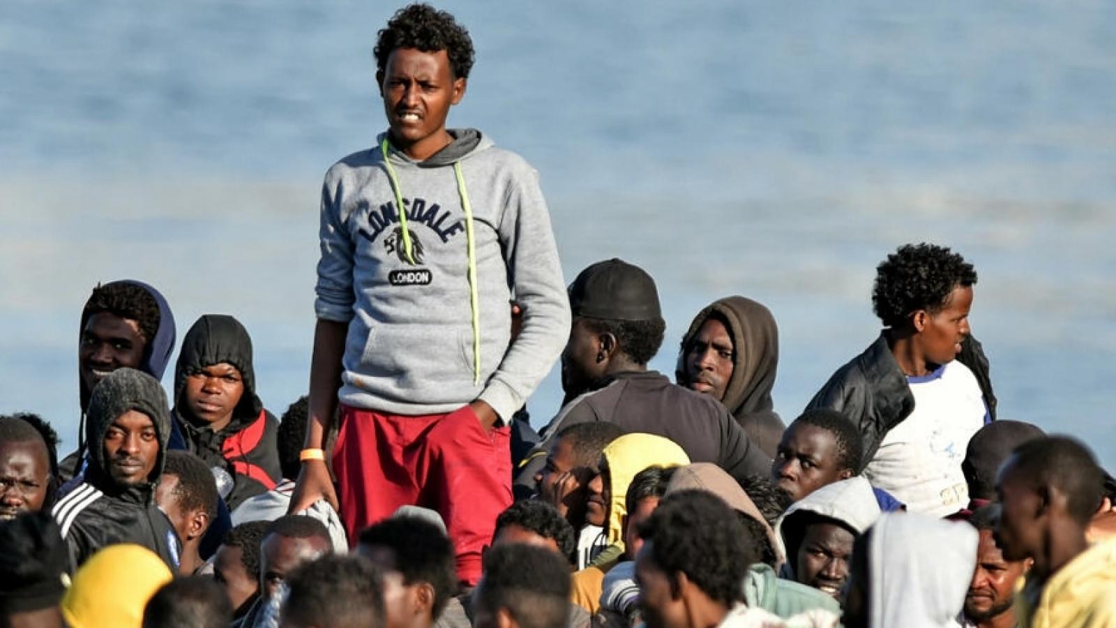 EU bác đề xuất dùng ngân sách chung để xây dựng hàng rào biên giới