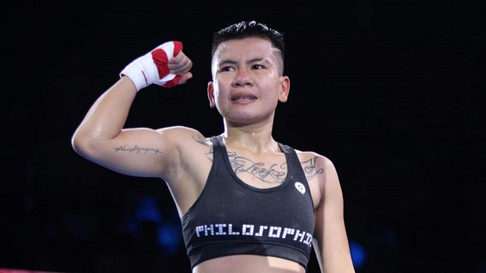 Thu Nhi giành đai WBO thế giới, đi vào lịch sử quyền Anh Việt Nam