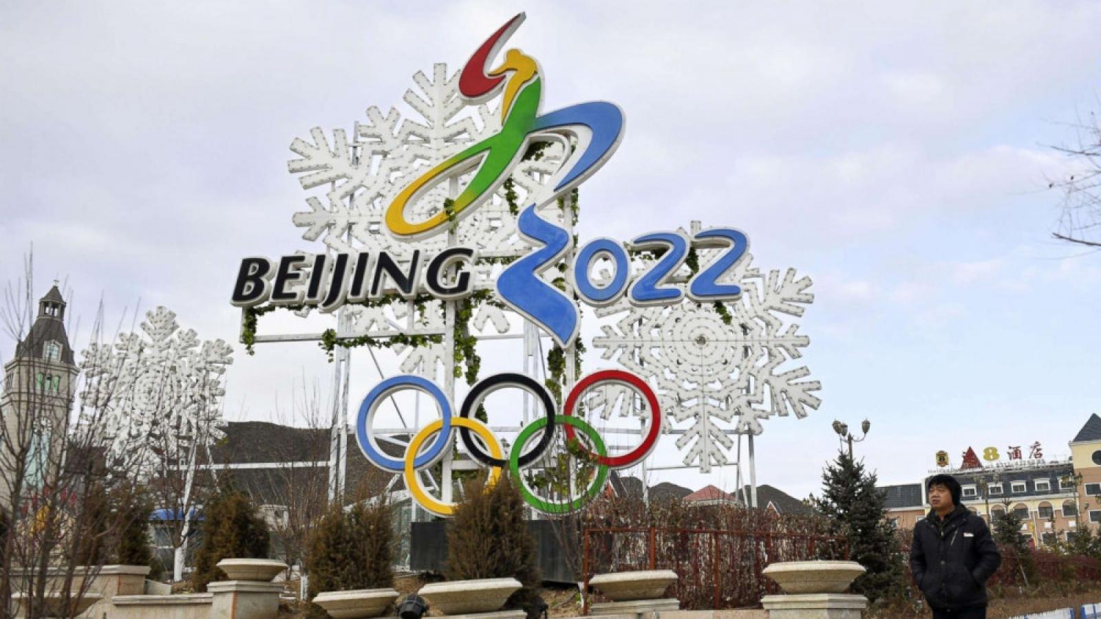 Trung Quốc hoàn thành những bước cuối cùng cho Thế vận hội mùa Đông 2022