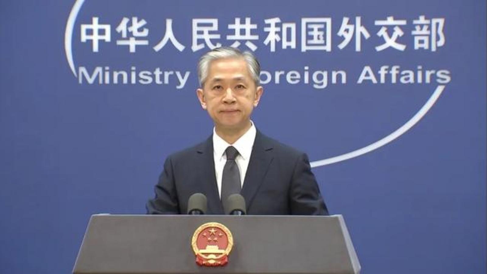 Trung Quốc liên tiếp đưa ra cảnh báo về vấn đề Đài Loan