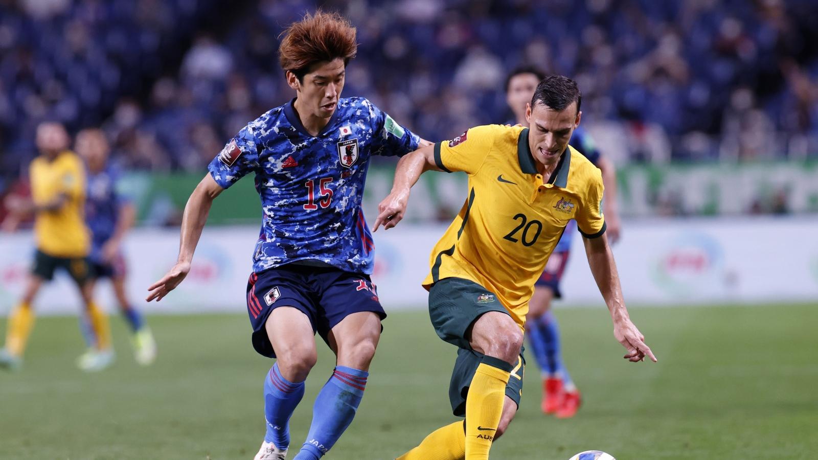 ĐT Nhật Bản nhận thêm tin dữ trước trận gặp ĐT Việt Nam