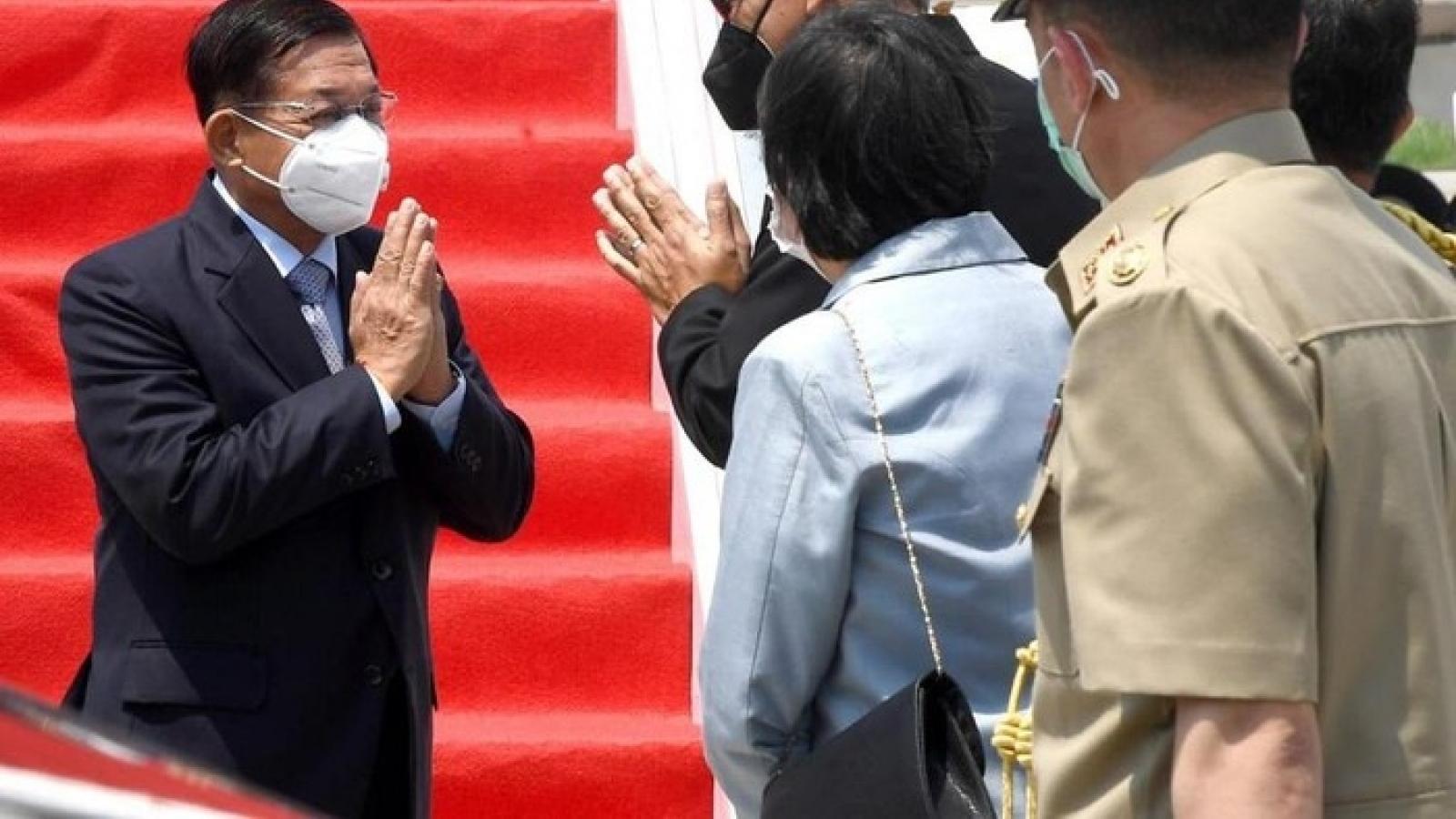 ASEAN cân nhắc việc mời đại diện quân đội Myanmar dự Hội nghị cấp cao