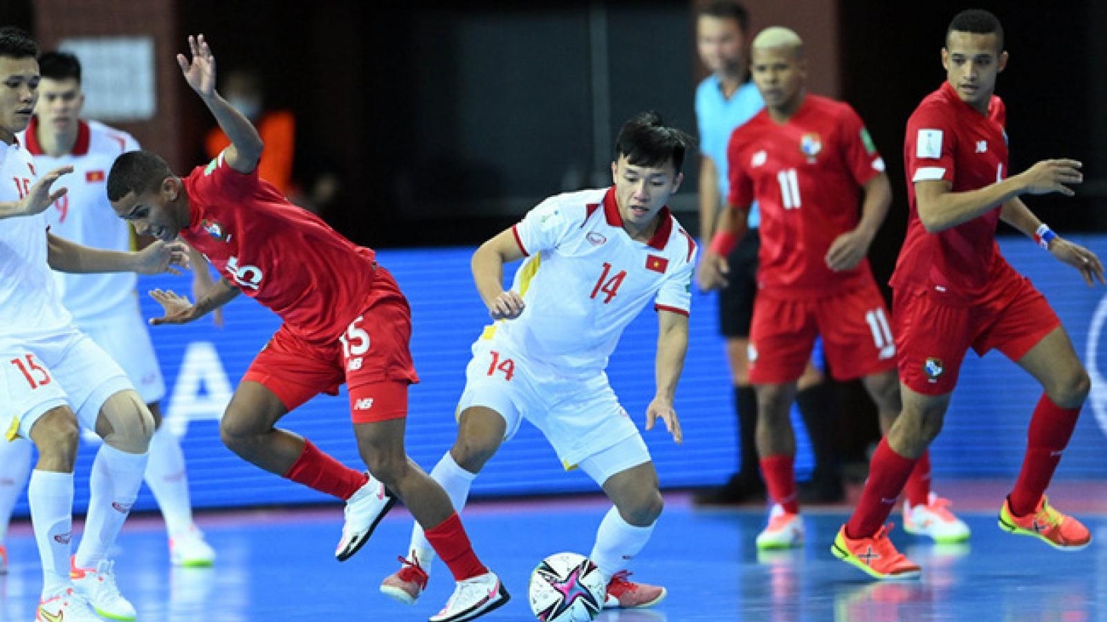 Van Hieu among FIFA's top seven Goals of 2021 Futsal World Cup