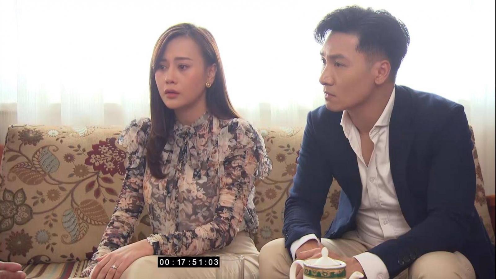 """Phương Oanh, Mạnh Trường cùng dàn diễn viên xúc động chia tay """"Hương vị tình thân"""""""