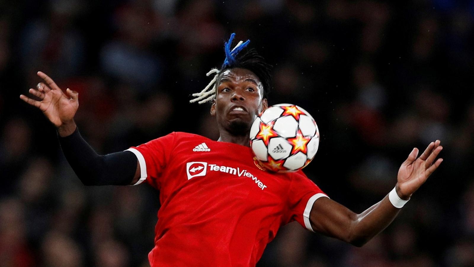 MU hững hờ với tương lai của Paul Pogba