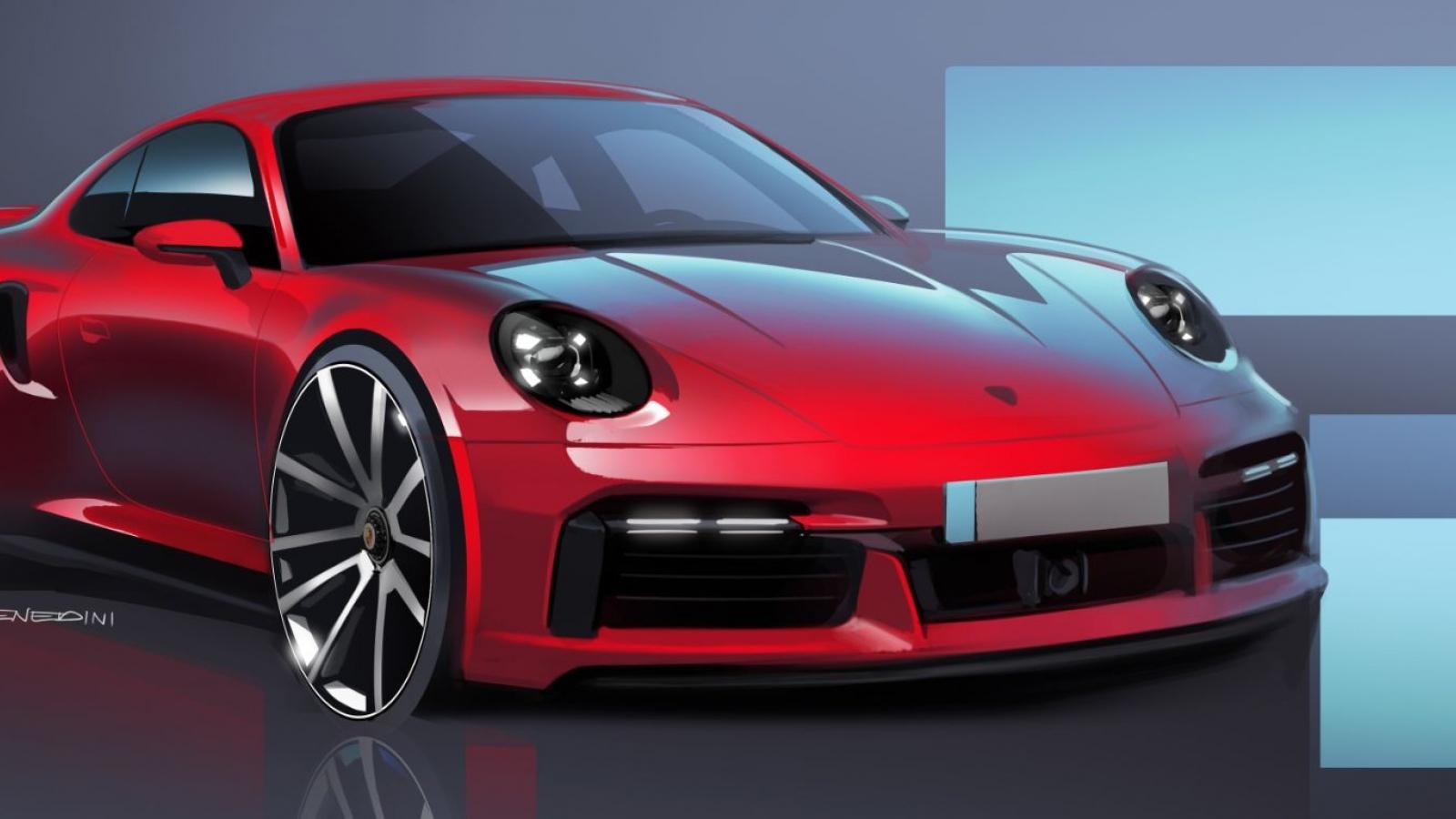 Porsche sẽ ra mắt 911 chạy điện