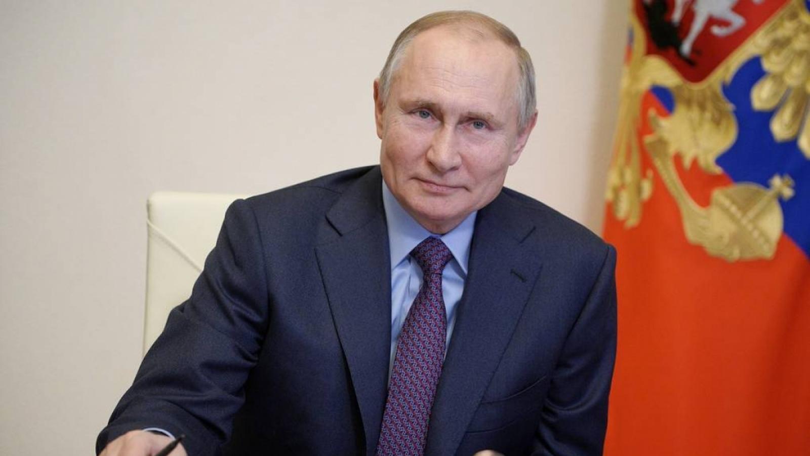 Tổng thống Nga không tham dự trực tiếp Hội nghị thượng đỉnh G20