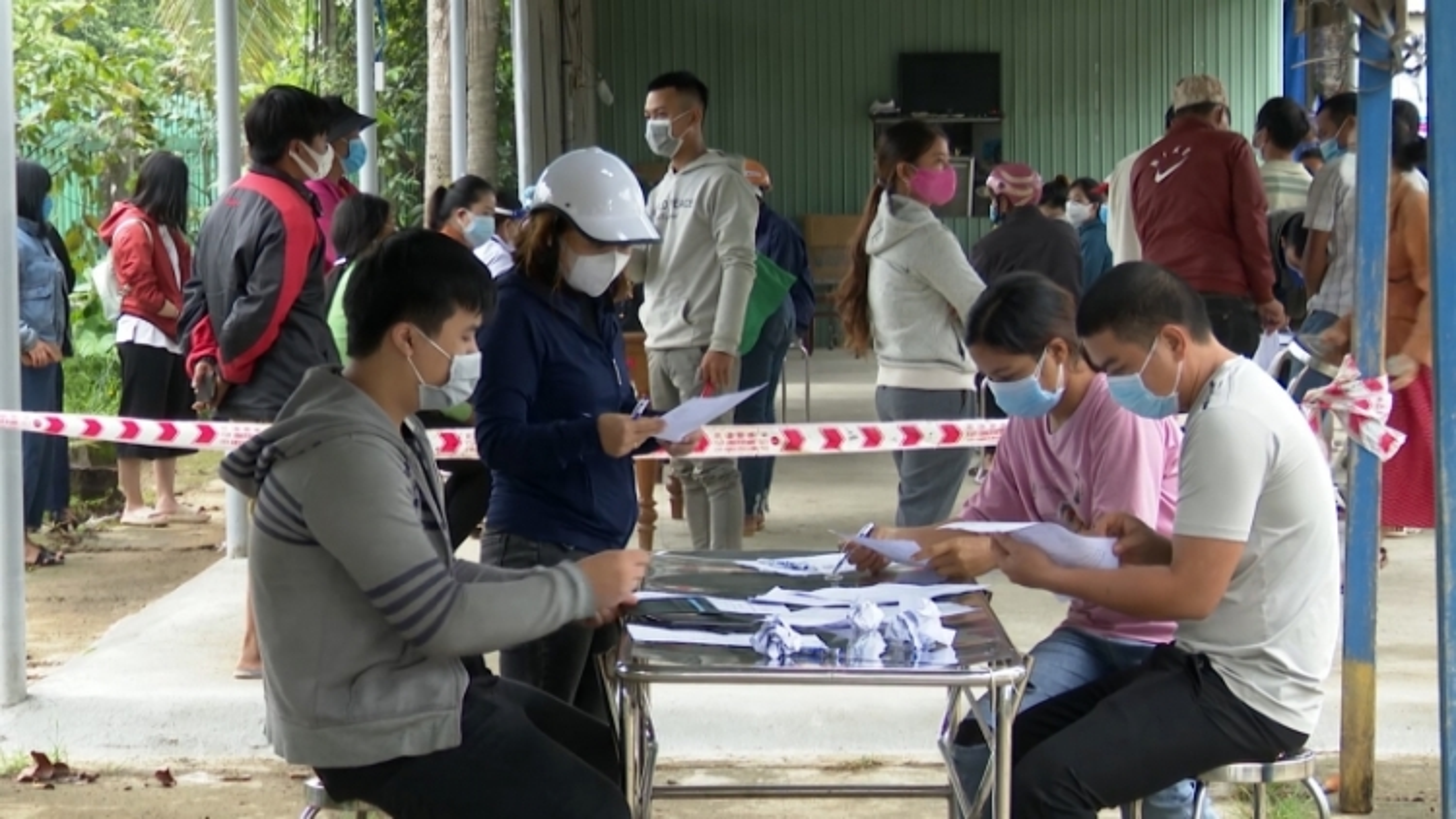 Một trường dân tộc bán trú ở Quảng Nam có 22 học sinh mắc Covid-19