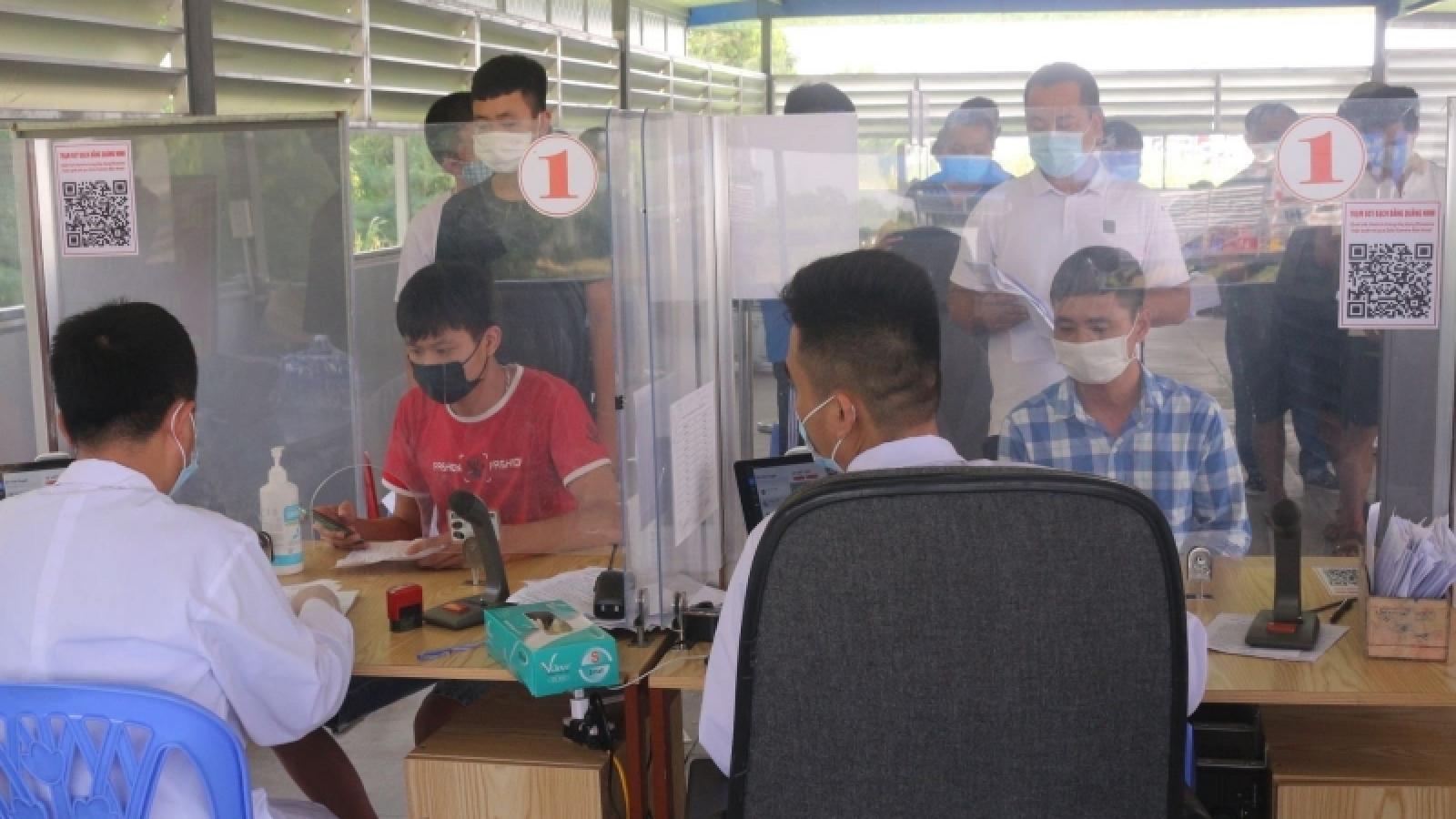 Quảng Ninh thành lập tổ công tác hướng dẫn hoạt động giao thông - vận tải an toàn