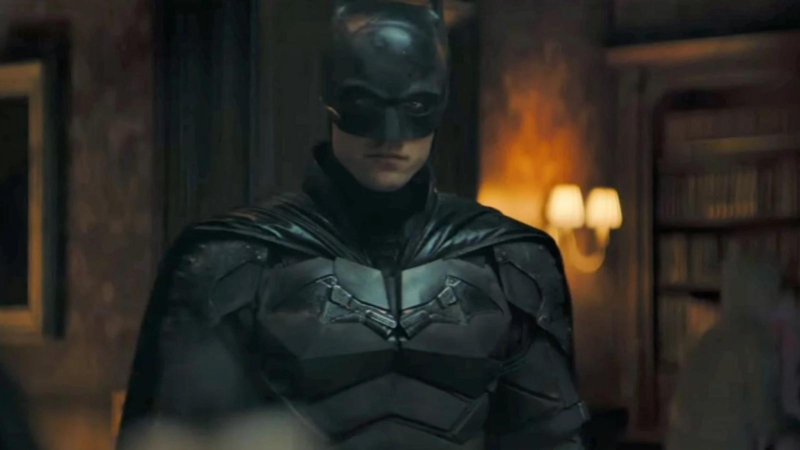 """""""The Batman"""" tiếp tục tung trailer với phân cảnh hành động, cháy nổ đã mắt"""