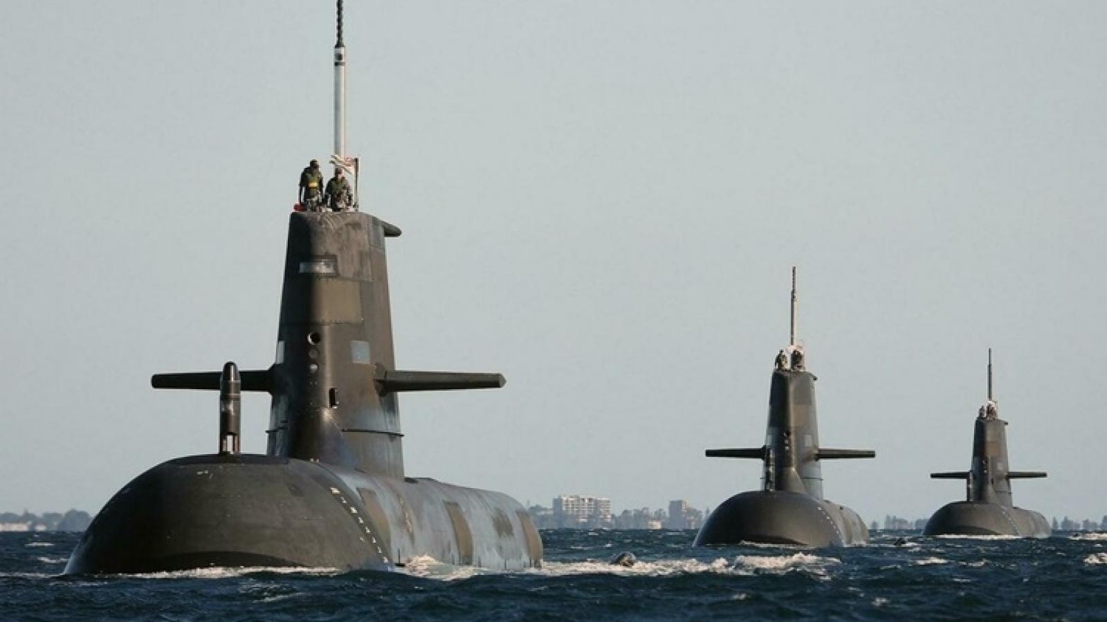 """Đại sứ Pháp nói Australia hành xử """"trẻ con"""" trong thương vụ tàu ngầm"""