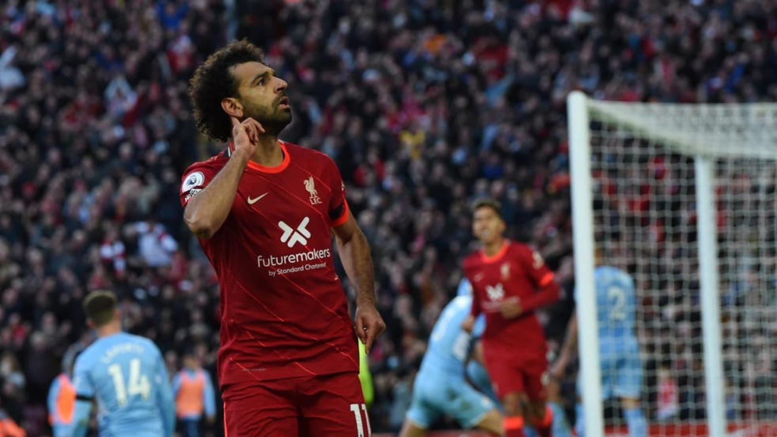 """Trực tiếp Watford - Liverpool: """"Siêu nhân"""" Salah tiếp tục thăng hoa?"""
