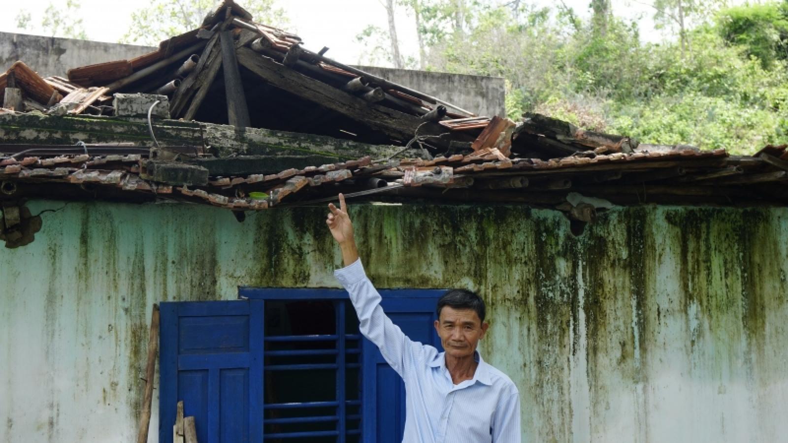 Bình Định lập bản đồ, chủ động ứng phó sạt lở đất mùa mưa lũ
