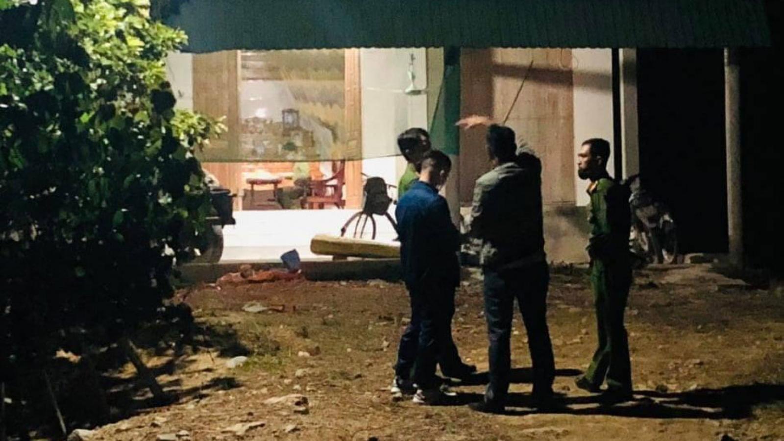 Nóng 24h: Khẩn trương điều tra vụ bé trai 8 tuổi bị sát hại trước hiên nhà