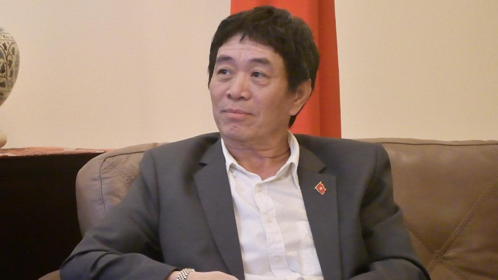 Đại sứ Nguyễn Hải Bằng: ASEAN duy trì vai tròtrung tâmtrong vấn đề quốc tế và khu vực