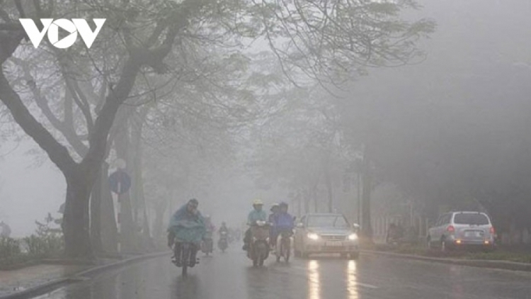 Northern region set for cold spell and further downpours from October 21