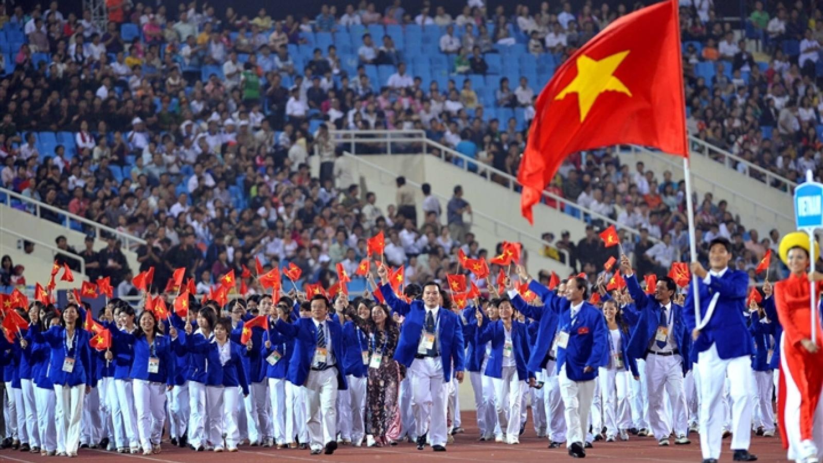 Bộ Chính trị đồng ý lùi SEA Games 31, không đăng cai Para Games 11